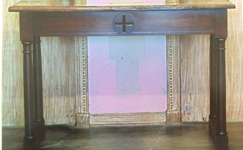 Religious Table 1